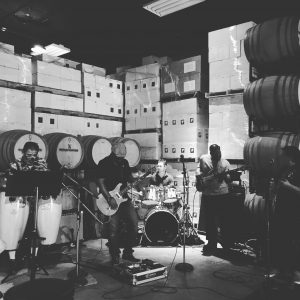 Silverback Blues at Carr Warehouse BW