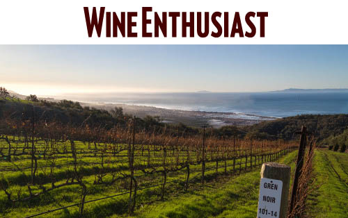 Paredon Vineyard - Wine Enthusiast