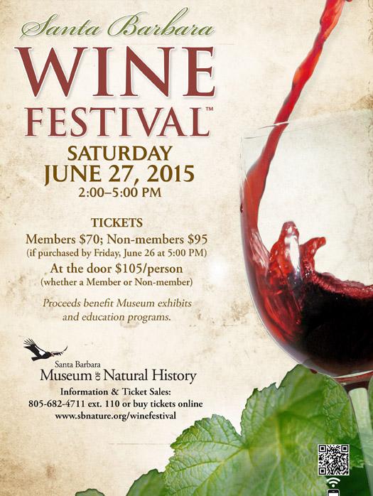 Wine Festival Santa Barbara Natural History Museum