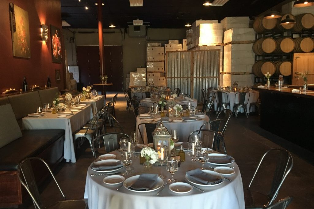 Private Event at Carr Warehouse in Santa Ynez