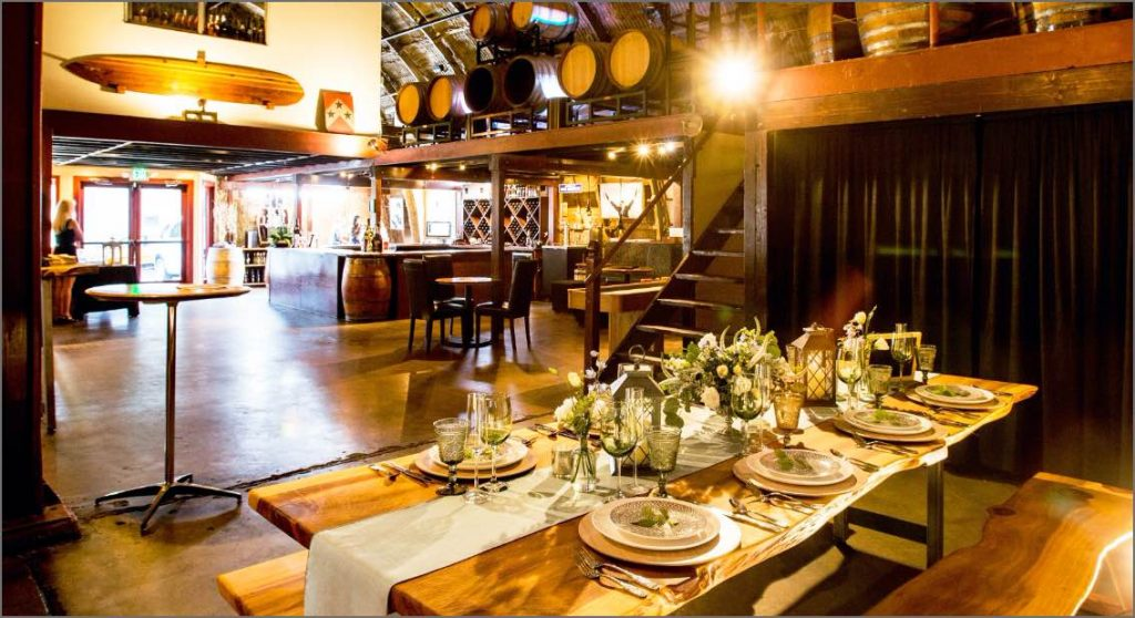 Private Event at Carr Winery in Santa Barbara